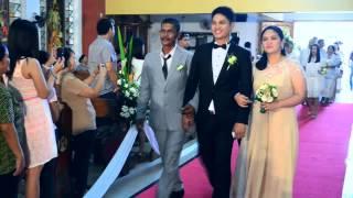 Tonton And Rona Wedding Video - Highlights