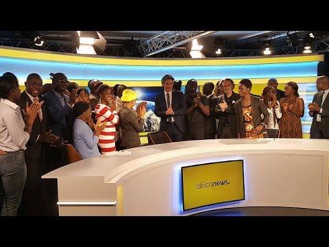 Στον τηλεοπτικό «αέρα» το Africanews