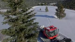 Video Pistenbully 400 @ Tahoe Donner Cross Country Ski Center MP3, 3GP, MP4, WEBM, AVI, FLV Juli 2017