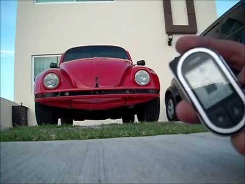 Vocho 2002 VW Fusca Bug Beetle