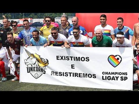 Πρωτάθλημα ποδοσφαίρου ΛΟΑΤΚΙ στη Βραζιλία