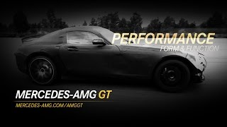Mercedes-AMG GT 05 - Form And Function In Performance