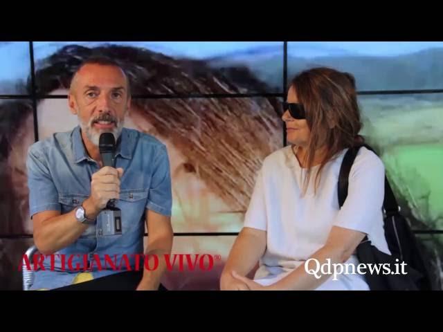 Qdpnews.it - Intervista a Nada al QdpPoint di Artigianato Vivo