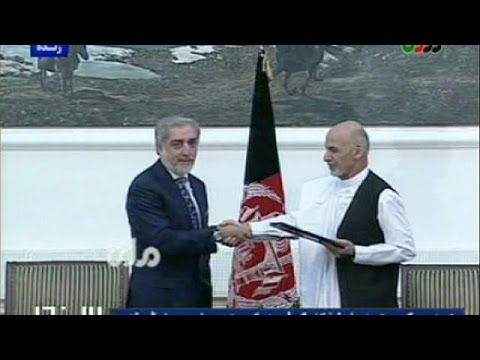 Government - Afghanistan's rival presidential candidates have signed a power-sharing deal that establishes a unity government. Ashraf Ghani - a former finance minister and World Bank official - will...
