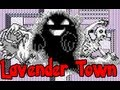 Lavender Town Myths - Pokemon Fact of The Day