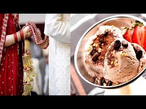 WATCH: Shortage of Ice Cream Causes Wedding To Be Canceled.