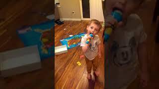 2 year old kills