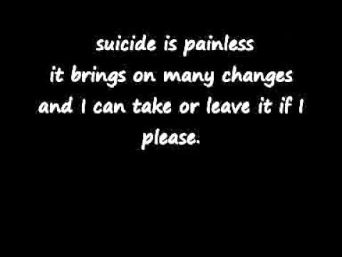 Suicide Is Painless MASH Theme With Lyrics