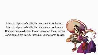 "Download Lagu Alanna Ubach, Antonio Sol - La Llorona (From ""Coco""/Lyrics) Mp3"