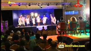 Balageru Idol One Love Dance Contestant Crew  from Addis Ababa