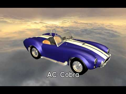 Video of Car Disassembly 3D