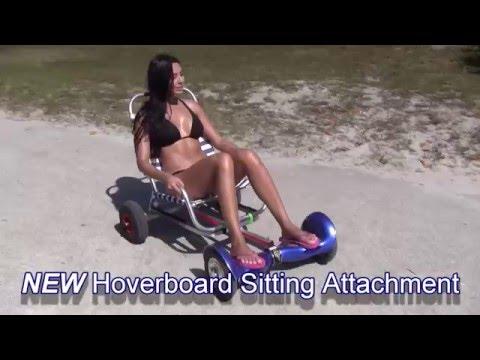 Hoverboard attachment