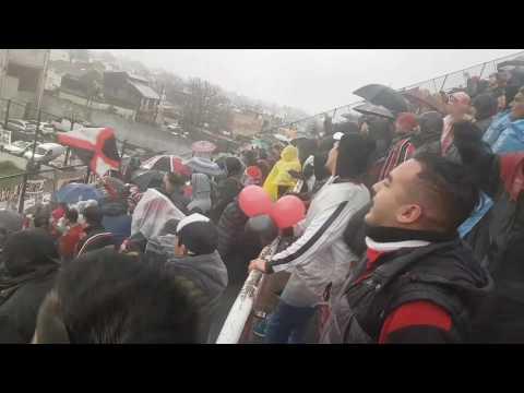 Yo soy del funebrero🖤♥🖤La Famosa Banda alentando a partido suspendido y diluvio vs Juventud  - La Famosa Banda de San Martin - Chacarita Juniors