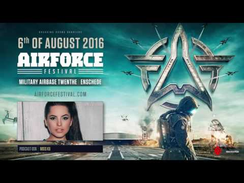 AIRFORCE Festival 2016   Podcast 006   Miss K8