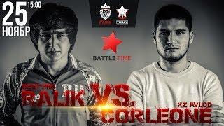 Download Lagu Battle Time RaLIK vs. Corleone (RAP.TJ) Mp3