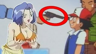 Top 5 Most CONTROVERSIAL Pokemon Episodes by SkulShurtugalTCG