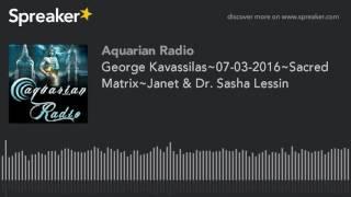 2016 Sacred Matrix (radio)