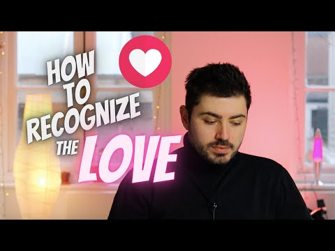 How to recognize love - signs from Universe!