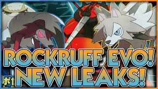 ROCKRUFF EVOLUTION LEAKED! NEW ULTRA BEASTS IN POKEMON SUN AND POKEMON MOON! by aDrive
