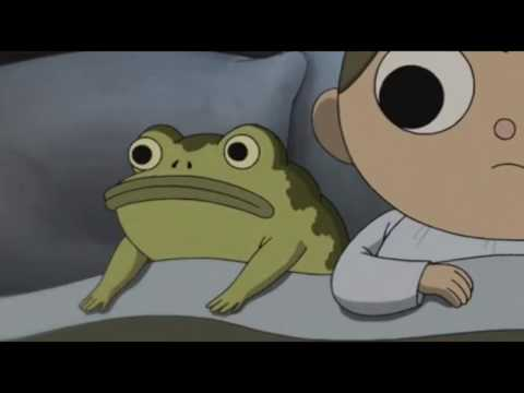 Only Jason Funderburker(The Frog) Scenes