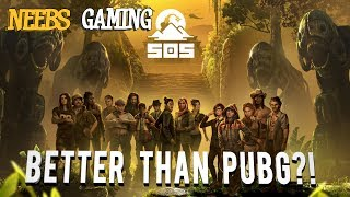"""The best gameshow on the internet? S.O.S. takes some elements of Player Unknown's Battlegounds and combines it with a gameshow. Tell us if you'd like to see more. Check out SOS here!https://www.sosgame.com/#_► Help Us Get 1,000,000,000 Subscribers!  http://bit.ly/1NOKqlU► Neebs Gaming is powered Xidax PCs, check them out here!     http://mbsy.co/gFZJHTwitch - Every Thursday starting at 8:00 EST          WORLDS GREATEST STREAM►https://Twitch.tv/NeebsgamingSpreadshirt Shop:►https://Hankandjed.Spreadshirt.com/Buy Our Music►http://bit.ly/1LiDPfVSocial Media Sites:►Facebook - https://www.Facebook.com/NeebsGaming►Twitter - https://Twitter.com/NeebsofficialOur Website:► http://www.neebsgaming.netPlaylist:► Battlefield 4 - http://bit.ly/1MMMpFM► Grand Theft Auto 5 - http://bit.ly/1ZOvIPw► Music Videos - http://bit.ly/1W6gkcGSOS Music:""""Neebs Gaming Intro"""" - by Hank and Jed © Copyright - Hank and Jed / Hank and Jed (889211211401)""""Wingy Dang-Dang"""" - by Hank and Jed © Copyright - Hank and Jed / Hank and Jed (888174285504)Songs by Jay Mann at OurMusicBoxhttps://www.youtube.com/channel/UCEXX5i6961zc4-L8thTctBgCall of the Wind - Our Music BoxViolent War - Our Music BoxCataclysmic Molten Core - Jingle PunksWarrior Strafe - Jingle Punks"""