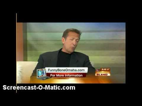 Walt Willey on The Morning Blend in Omaha NE Original air date 02/12/14