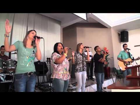 Ministério Menorah Serra Dourada - Te Louvarei pra sempre (André Valadão)