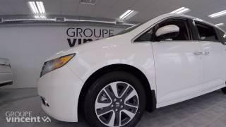 Honda Odyssey BASE 2018 youtube video