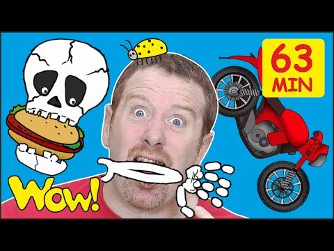 Best Stories for Kids from Steve and Maggie | Free Speaking Magic with Wow English TV