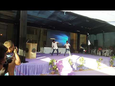 A dance performance at kskv kachchh uni fest d de.... *DcMania*