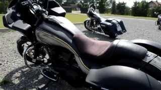 9. Harley Davidson Road Glide 2009