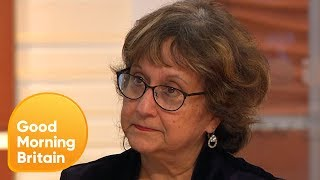 The Woman Urging Meghan Markle Not to Marry Prince Harry | Good Morning Britain