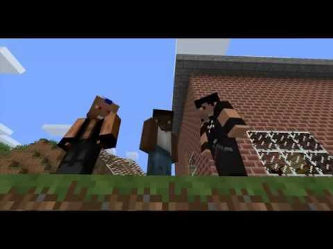 Месть Ботана 1 серия   Minecraft сериал