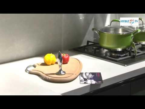 , Arttdinox - Luxury Stainless Steel Modular Kitchen