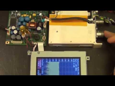 Teardown, Repair & Analysis of a Rohde & Schwarz FSH3 3.0GHz Portable Spectrum Analyzer