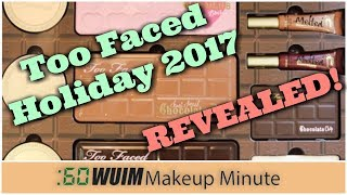 [cc available] Today in makeup and beauty news, the buzz is all about Too Faced's Holiday 2017 collection! Is there anything that you are excited about? Or are you SO OVER Too Faced? Let us know in the comments below!We are headed to Iceland today, so no makeup minute or What's Up in Makeup for a while! Make sure you are following on IG for the latest updates! https://www.instagram.com/jenluvsreviews/7/30 - Shortened episode of What's Up in Makeup7/31- Makeup Minute returns!8/6 - Full length What's Up in Makeup returns!Follow my Iceland adventures on Instagram and Snapchat (jenluvsreviews everywhere)!____________________________________________________________________Thanks for subscribing to my channel (https://www.youtube.com/subscription_center?add_user=jenluvsreviews) ! I specialize in thorough makeup reviews (Monday, Wednesday, Friday) that give you WAY more than the typical YouTube review including ingredient analysis, close up finger/brush swatches, and MORE! You'll also find What's Up in Makeup (Sunday) and the Makeup Minute (Monday-Friday) giving you the most UP TO DATE information about what is happening in the beauty industry, new product releases and MORE!FTC: This is not a sponsored video.*******************Visit our AWESOME Facebook Community! https://www.facebook.com/groups/whatsupinmakeup/*******************Instagram: jenluvsreviewsPeriscope: jenluvsreviewsTwitter: http://www.twitter.com/jenluvsreviews*******************Many YouTubers have inspired my choices for how I create content. Below are the people that have made the biggest impact!EmilyNoel83https://www.youtube.com/user/emilynoel83Stephanie Nicolehttps://www.youtube.com/user/MsStephNicEshani at TotalMakeupJunkie101https://www.youtube.com/user/TotalMakeupJunkie101Tati at GlamLifeGuruhttps://www.youtube.com/user/GlamLifeGuruCassie from Thrift Thickhttps://www.youtube.com/user/thriftthickPhilip DeFrancohttps://www.youtube.com/user/sxephil************************Music used in my videos:Out-Tro mu