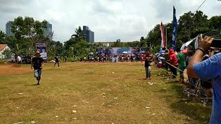 Grasstrack sirkuit AGOR Pinang Tangerang 2018 (Team OBS Junior)