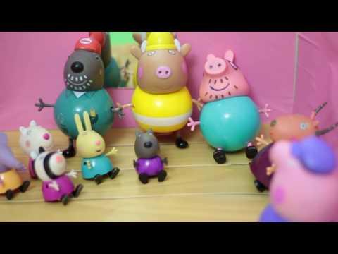 Раскраски Свинка Пеппа Peppa Pig печать