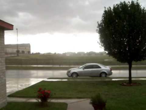 Killeen Texas storm