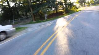 9. 2011 Yamaha Stryker Quick Ride