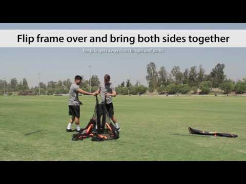 Bownet QB5 Take Down Video