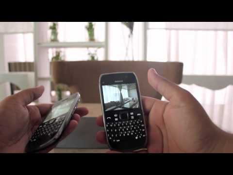 e6 - Here's a detailed overview of the new Symbian Anna equipped, Nokia E6, from Clinton Jeff of http://zomgitscj.com and Vaibhav Sharma of http://thehandheldblog...