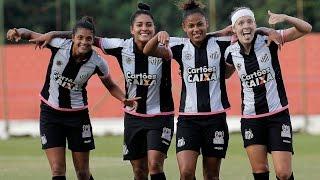 Assista os gols de Ponte Preta 0x2 Sereias da Vila, pelo Brasileirão Feminino 2017 A1. Gols: Sole Jaimes e Ketlen, Partida realizada dia 17/05, às 15h, em Va...