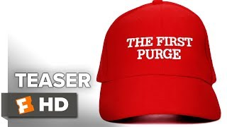 VIDEO: THE FIRST PURGE – Teaser Trailer