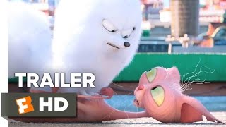 The Secret Life Of Pets - Official Trailer #2 (2016)
