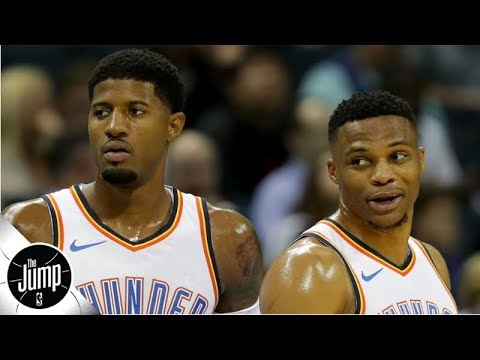 Video: Russell Westbrook wanted out of OKC even before Paul George trade - Marc J. Spears | The Jump
