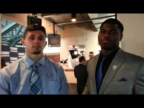 MAC Media Days: Khalil Mack video.