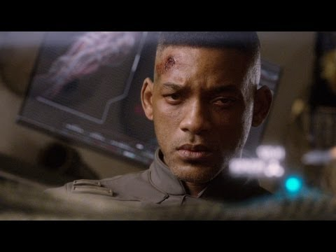 'After Earth' Trailer HD