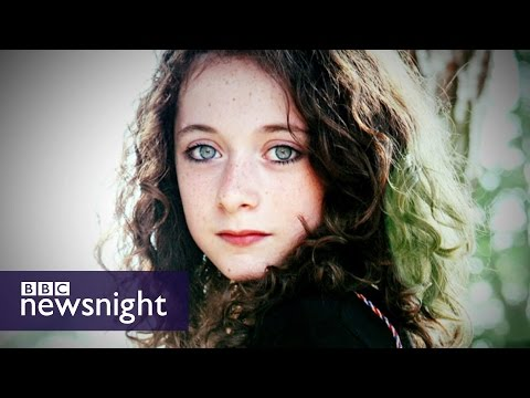 Legalise drugs, says mother who lost daughter to ecstasy - BBC Newsnight