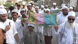 Rizvi Qadri Urs 2012 chaader shareef